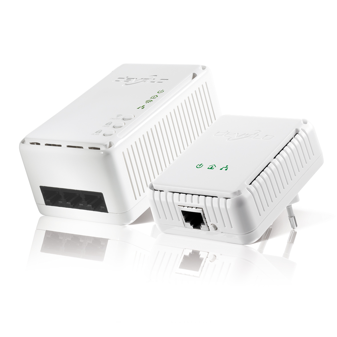 Devolo Powerline Starter Kit dLAN 200 AV Wireless N