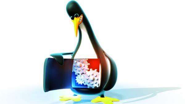 Linux kernel ontbreekt