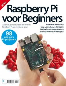 Raspberry Pi voor Beginners 2016