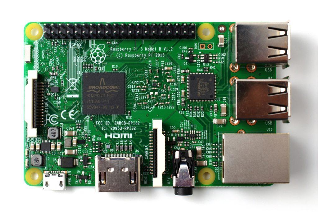 Raspberry Pi installeren