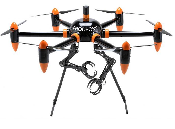 drone PD6B-AW-ARM