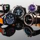 Nieuwe smartwatches op een rij