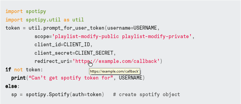 spotify_authenticatie