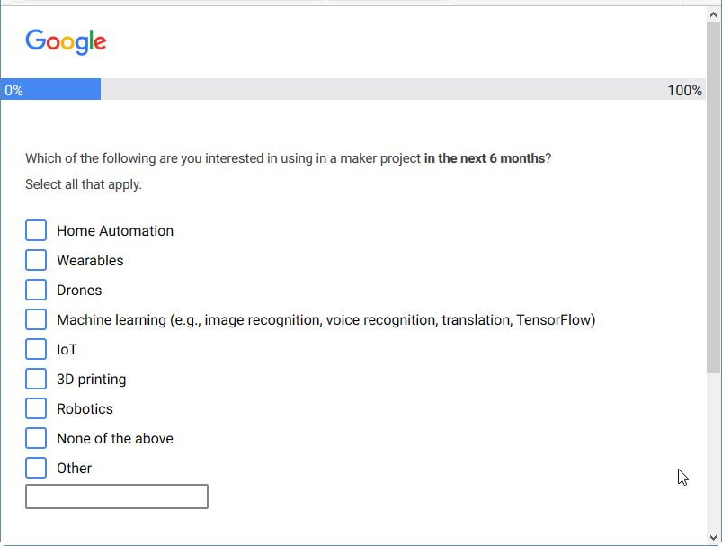Google enquête