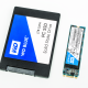 Ssd's met SATA- en PCIe-interface getest