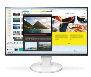 Eizo EV2780 monitor met USB C-aansluiting