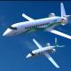 Over tien jaar moeten er elektrische passagiersvliegtuigen zijn