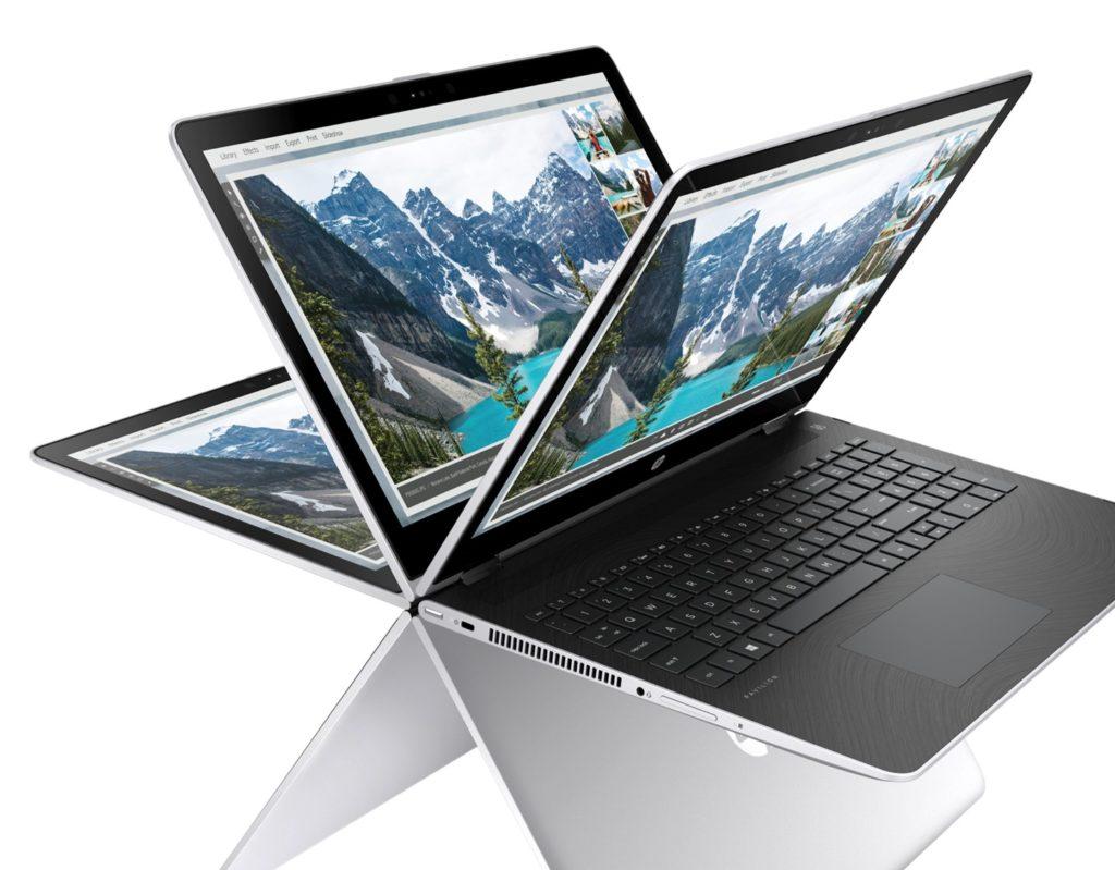 Pavilion laptops en convertibles