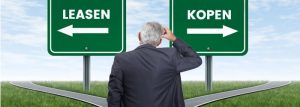 leasen of kopen?