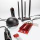 Usb-adapters voor een supersnel wifi-netwerk