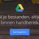 Backup and Sync: Google Drive wordt volledige back-upoplossing