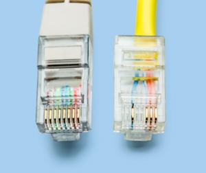 Netwerkproblemen opsporen en verhelpen kabel ader aderpaar gigabit