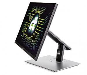 scherm ergonomisch instellen