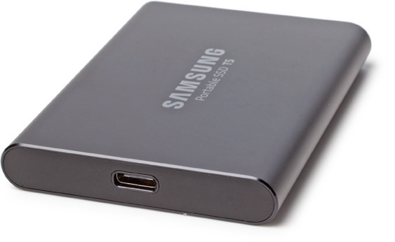 externe ssd Samsung Portable T5
