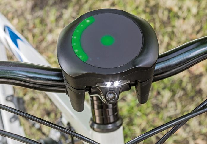 fietsnavigatie SmartHalo