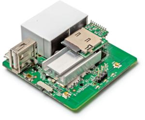 printplaat mini-router GL.iNet GL-MT300A