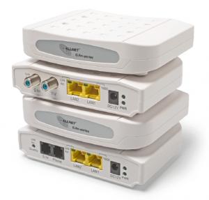 thuisnetwerk via coax of telefoon kabel