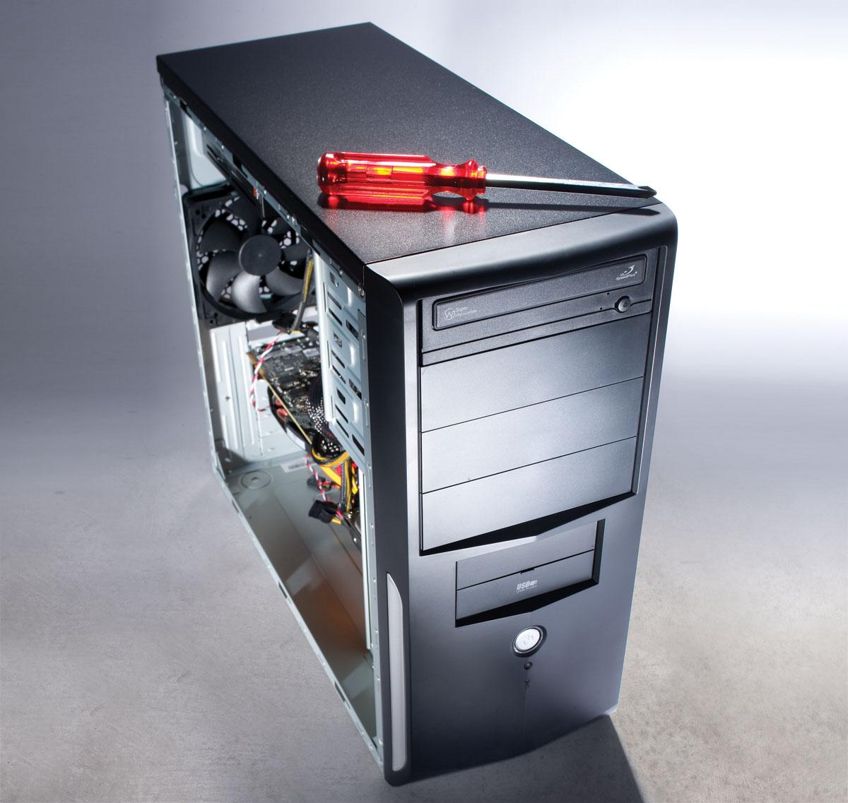 BIOS instellingen vóór installatie aanpassen