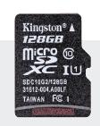 Kingston microSDHC