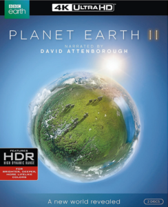 Planet Earth II UHD en HDR