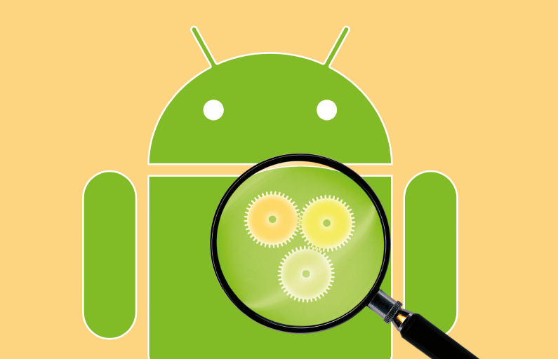 Android-netwerkverkeer controleren