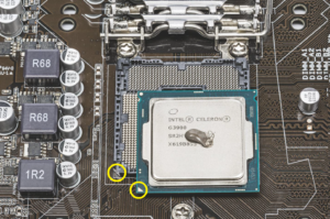 processor inbouwen