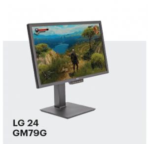 game-monitor LG 24