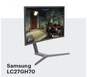 game-monitor Samsung LC27
