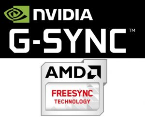 game-monitor g-sync freesync