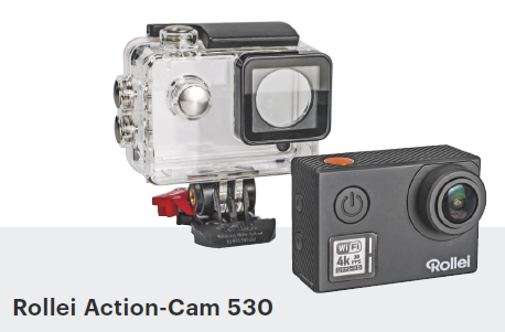 actioncam Rollei Action-Cam 530 action cam