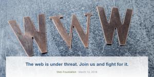 webplatformen Tim Berners-Lee