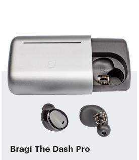 bluetooth oordopjes in-ear Bragi The Dash Pro