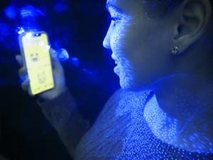 biometrie wachtwoorden iPhone X infrarood faceID