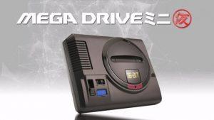 Mega Drive mini Sega