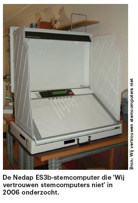 online stemmen e-voting stemcomputer