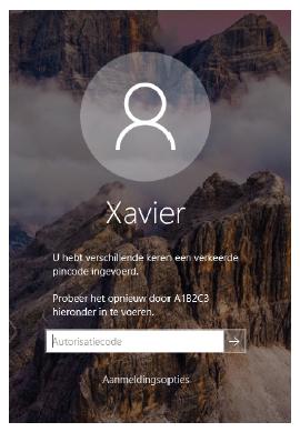 IT beveiliging security wachtwoord