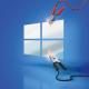 Windows herstellen met ingebouwde hulp