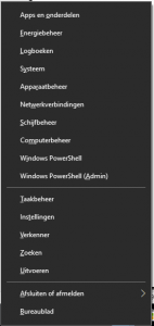 Windows herstellen repareren tools PowerShell systeembestanden controleren