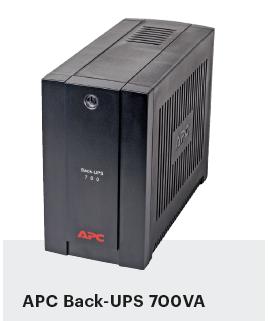 noodstroom voor pc UPS APC Back-UPS 700VA
