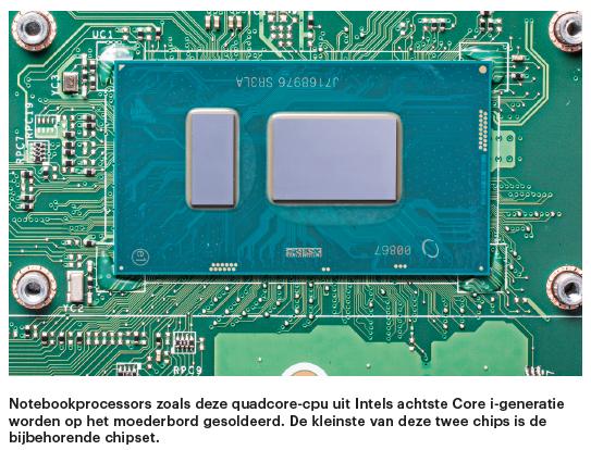 notebook kopen koopadvies laptop kiezen processor cpu chipset