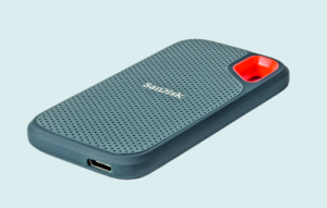 SanDisk Extreme Portable SSD externe ssd usb-ssd externe schijf