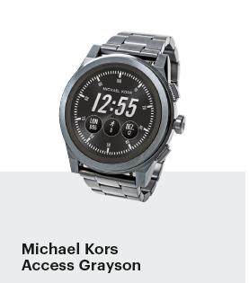 smartwatch getest mode design Michael Kors Access Grayson