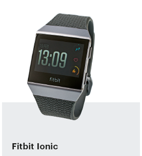 smartwatch getest sport fitness Fitbit Ionic