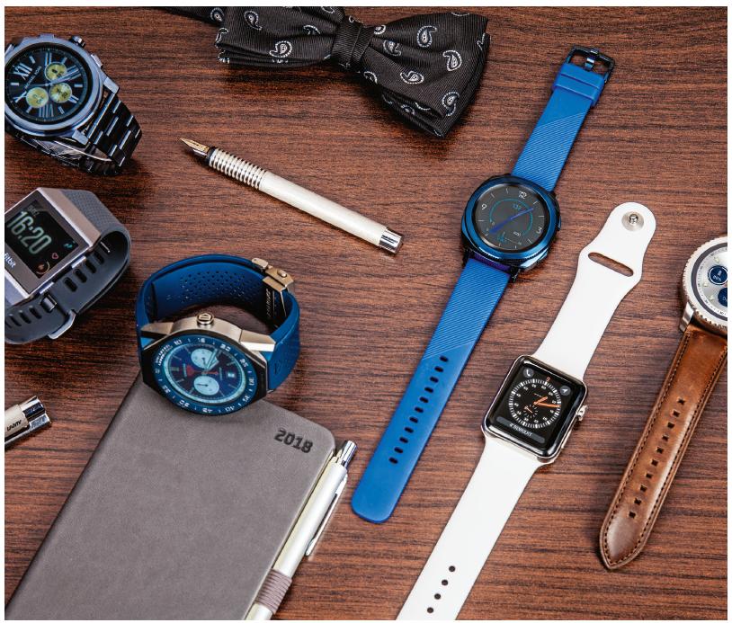 smartwatch getest toepassing gebruik gelegenheid nut