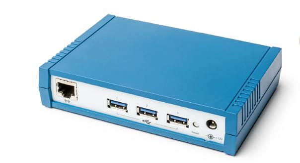 usb-server netwerk usb-apparaat delen
