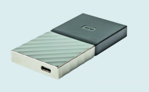 WD My Passport SSD externe ssd usb-ssd externe schijf