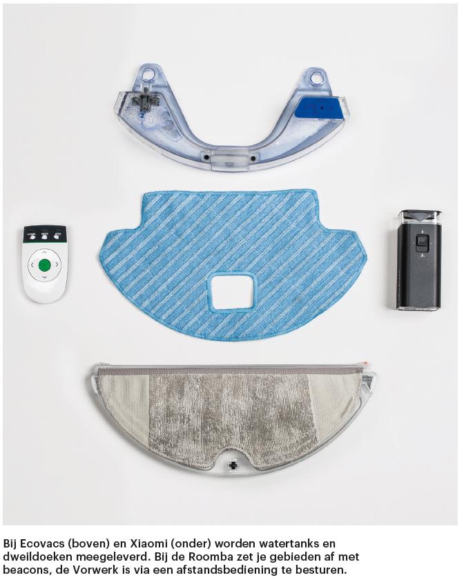 stofzuigrobot robotstofzuiger stofzuigen stofzuiger robostofzuiger dweilen water watertank beacon afstandsbediening