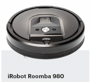 stofzuigrobot robotstofzuiger stofzuigen stofzuiger robostofzuiger iRobot Roomba 980