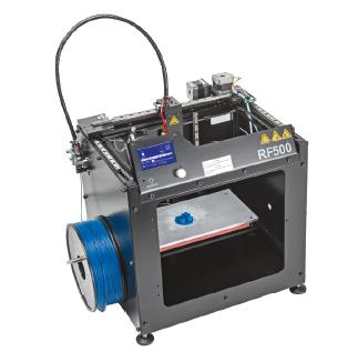 3D-printer printen bouwpakket G-code Conrad Renkforce RF500