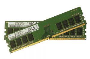 geheugenmodule RAM RAM-module DDR dual-channel twee dubbel geheugen kit